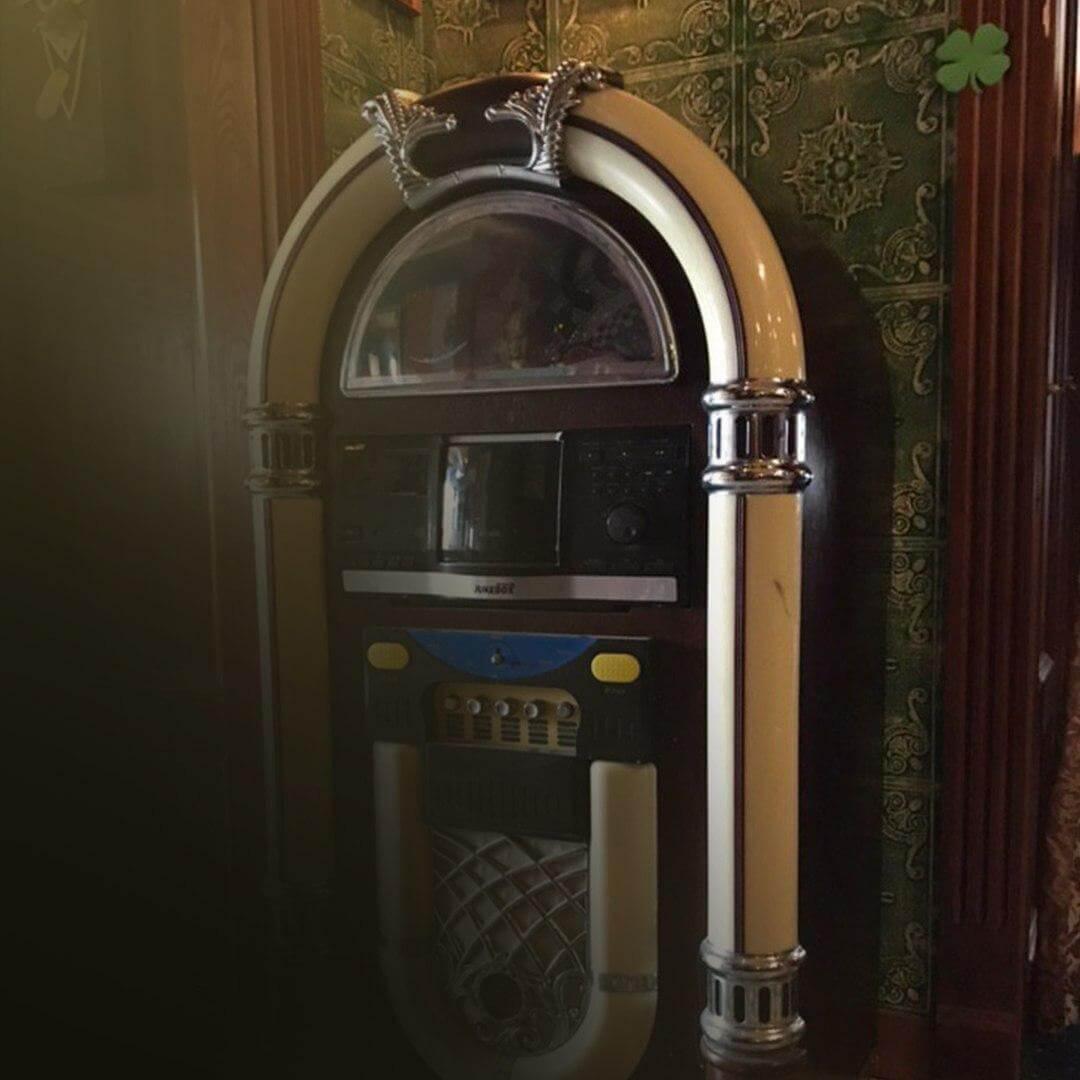 Музыкальный автомат для заказа музыки Jukebox